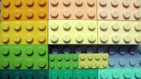 Des briques de Lego.