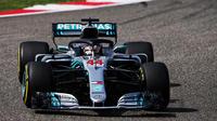 Lewis Hamilton et Mercedes sont en quête de leur première victoire cette saison.