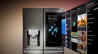 Ce type de réfrigérateur connecté a été utilisé pour converser sur le réseau Twitter.