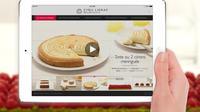 L'application fournis des dizaines de conseils et de recettes pour les gourmands.