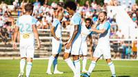 Luiz Gustavo et les Marseillais entameront leur saison avec la réception de Toulouse.
