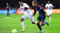 Vainqueur à l'aller (2-0), Neymar et le PSG vont retrouver Lyon au Groupama Stadium.