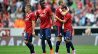 En tête de la Ligue 1, Lille reçoit les Russes de Krasnodar pour leur entrée en Ligue Europa.