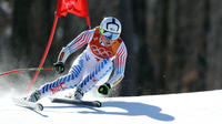 Favorite en Corée du Sud, Lindsey Vonn a été championne olympique de descente à Vancouver en 2010.