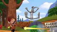 Bugs Bunny et ses amis sont réunis dans un jeu de course déjanté.