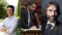 Le 9 juillet, ces quatre candidats à l'investiture LREM passeront une audition devant la CNI pour tenter de devenir la tête de liste du parti pour les municipales à Paris.