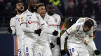 Lyon s'est qualifié pour la sixième finale de la Coupe de la Ligue de son histoire.