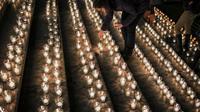 L'éclairage public va être atténué afin de faire briller les lumignons des Lyonnais.