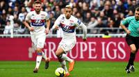 Les Lyonnais restent en course pour accrocher la deuxième place de Ligue 1.