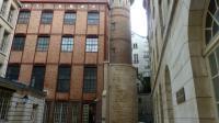 Les travaux concernaient notamment la tour de l'enceinte Philippe Auguste.
