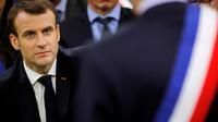 Le président a assuré que ses choix ne seraient «ni un reniement de ce qui a été fait, ni un entêtement».