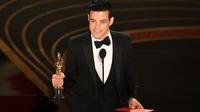 Rami Malek a évoqué l'homosexualité de Freddie Mercury lors de son discours.