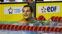 Florent Manaudou défendra son titre sur 50m nage libre aux JO de Rio.