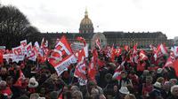 Sept syndicats de fonctionnaires ont appelé mercredi à une journée de grève et d'actions le 9 mai pour protester contre le projet de réforme de la fonction publique