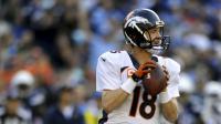 Peyton Manning, qui approche de la quarantaine, ne sera pas forcément le favori.