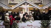 Depuis neuf ans, le marché de Noël de Paris prenait place de novembre à décembre sur les Champs-Elysées