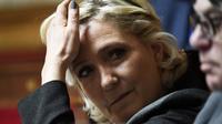 Marine Le Pen a elle-même évoqué le «risque» de la «mort du Rassemblement national».