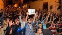 Al-Hoceïma et les localités voisines, situées dans la région historiquement frondeuse du Rif, sont depuis neuf mois le théâtre d'un mouvement de contestation.