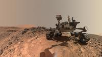 Non, le robot Curiosity de la NASA ne souffre pas de flatuosités : il a simplement découvert des émissions de méthane sur Mars.