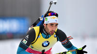 Double champion olympique à Sotchi, Martin Fourcade sera l'un des favoris de ce sprint.