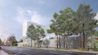 Ce nouveau musée, conçu par l'architecte Franck Gehry, devrait ouvrir ses portes en 2020.