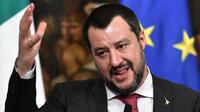 Le ministre italien de l'Intérieur Matteo Salvini s'est livré à une virulente charge contre Emmanuel Macron.
