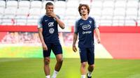 Kylian Mbappé et Antoine Griezmann bientôt ensemble sous le maillot du PSG ?