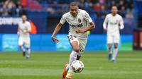 Kylian Mbappé et les Monégasques ont trois points d'avance sur le PSG en tête du classement.