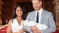 L'épouse du prince Harry, Meghan, est retournée au Canada pour y retrouver son fils Archie, âgé de huit mois.