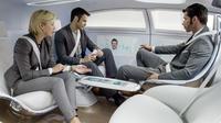 40 % imaginent discuter avec les autres passagers durant leur trajet.