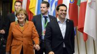 Angela Merkel et Alexis Tsipras, en première ligne dans la gestion de la crise migratoire.
