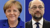 Le leader du SPD Martin Schulz est le seul espoir de la chancelière Angela Merkel pour former une coalition.