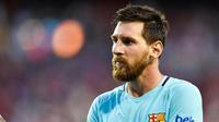 Lionel Messi songerait sérieusement à un départ en juin prochain.
