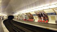 La station de métro Mabillon