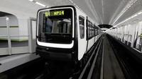 A partir de 2019, un nouveau métro accueillera franciliens et touristes sur la ligne 14.