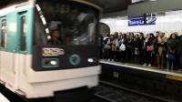 Parmi les atteintes personnelles commises dans les lieux publics, 30% ont eu lieu dans les transports en commun.