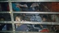 """Un """"foyer de l'horreur"""" découvert au Mexique"""