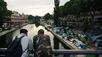 Pour la mairie et les élus, tout doit être entrepris pour éviter que les camps de fortune tels que celui du canal St Martin se reforme.