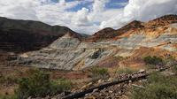 Mine de cuivre abandonnée