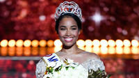 The new Miss France has been the target, since its victory in mid-December, of hateful and racist comments on social networks.