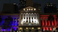 La solidarité internationale s'est exprimée jusqu'à Brisbane, en Australie.