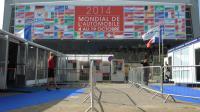 Le Mondial de l'Auto ferme ses portes dimanche soir à Paris.