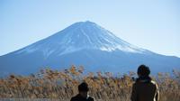 Le Mont Fuji ne s'est pas réveillé depuis 1707, mais pourrait entrer en éruption à tout moment.