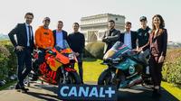 Les essais, les qualifications et les courses seront diffusés sur les chaînes Canal+.