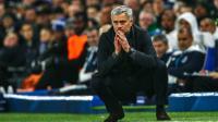 José Mourinho avait signé une prolongation de contrat de quatre ans l'été dernier.