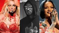 Britney Spears, Future et Rihanna promettent du grand spectacle aux MTV VMA 2016