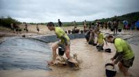 Les amateurs de boue avaient rendez-vous au Mud Day.