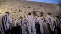 Le Mur des Lamentations se trouve à Jérusalem-Est, partie palestinienne dont Israël s'est emparé en 1967 et qu'il a annexée en 1980.
