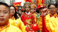 L'année dernière déjà, le Nouvel An chinois avait fait le spectacle à Paris.