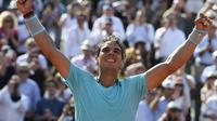 Rafael Nadal a déjà remporté quatre Coupe Davis avec l'Espagne.